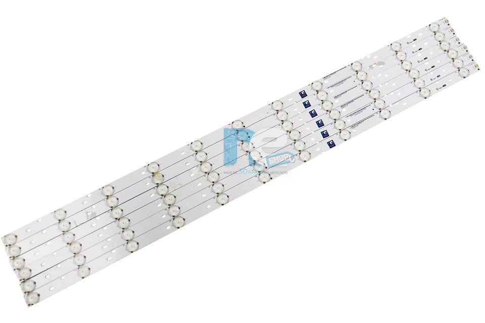 KIT BARRA DE LED PHILIPS 40PFG6309/78 CL-40-D611-V6