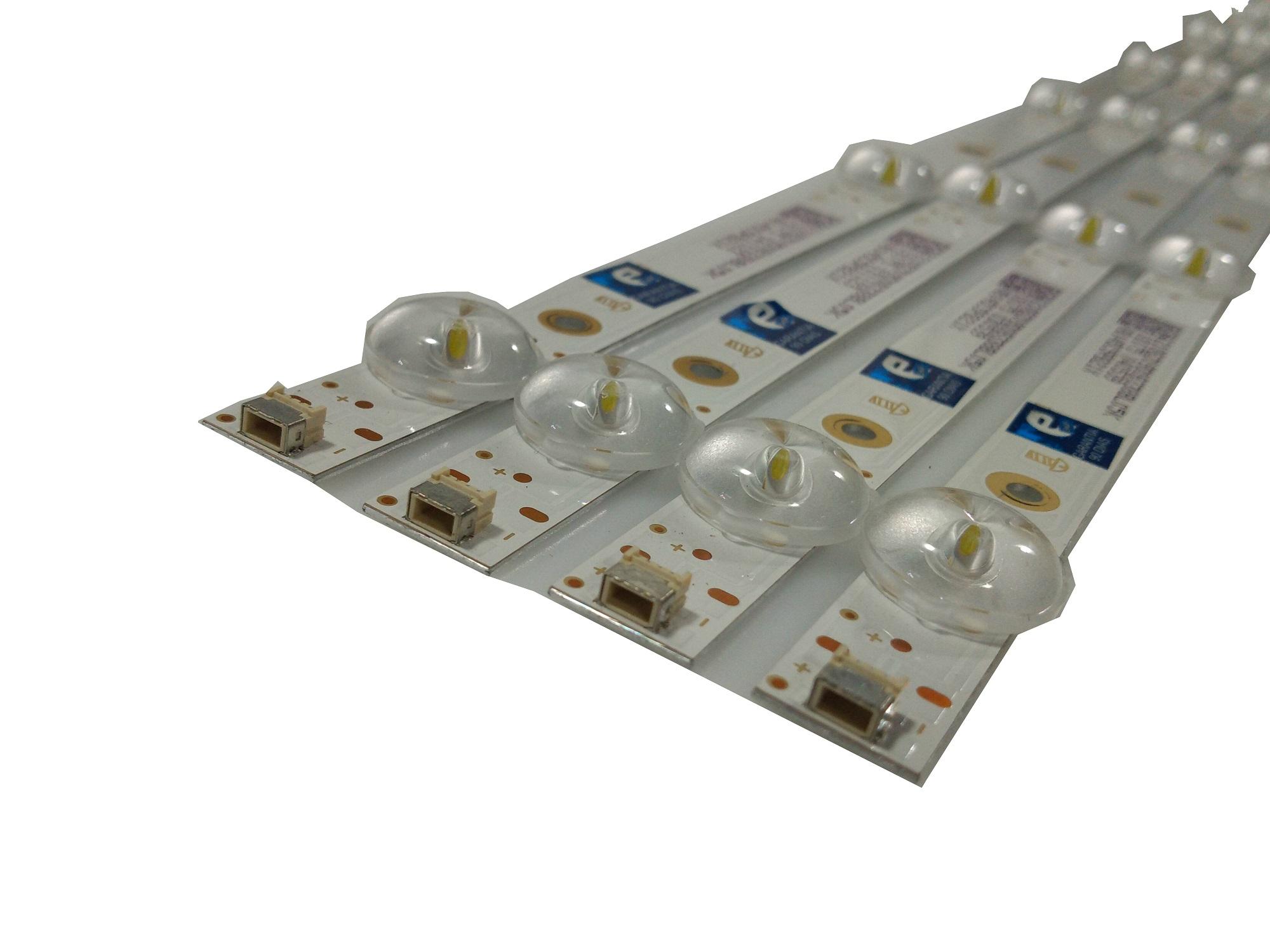 KIT BARRA DE LED PHILIPS 50PUG6513/78 LE50S5970 LE50U7970