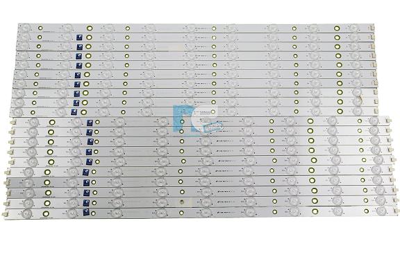 KIT BARRA DE LED PHILIPS 50PUG6700 50PUG7100