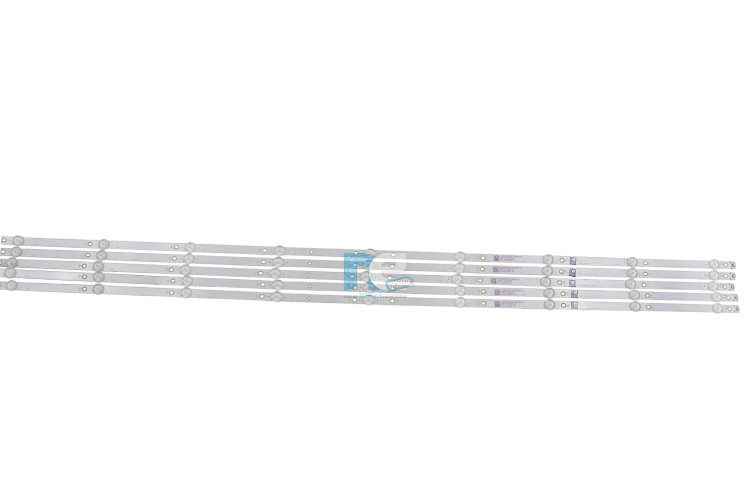 KIT BARRA DE LED PHILIPS 55PUG6513 55PUG6513/78