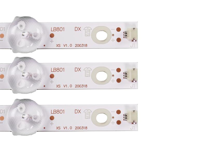KIT BARRA DE LED PHILIPS AOC 43PFG5813/78 43S5295/78 43S5195/78 CEJJ-LB430Z
