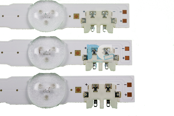 KIT BARRA DE LED SAMSUNG T28E310LH 30440A