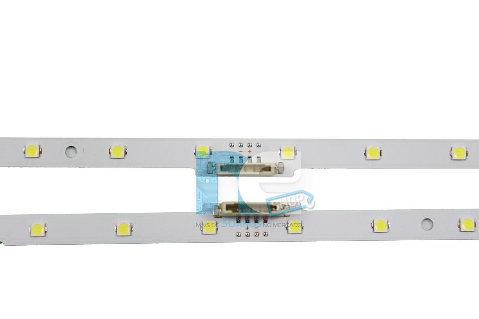 KIT BARRA DE LED SAMSUNG UN40NU7100G