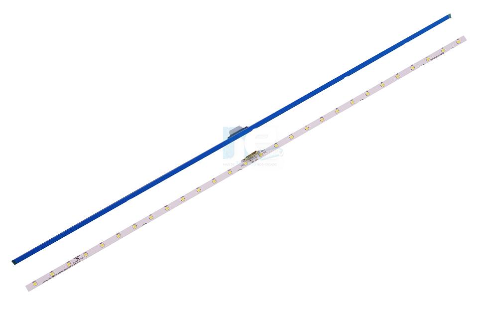 KIT BARRA DE LED SAMSUNG UN43NU7100