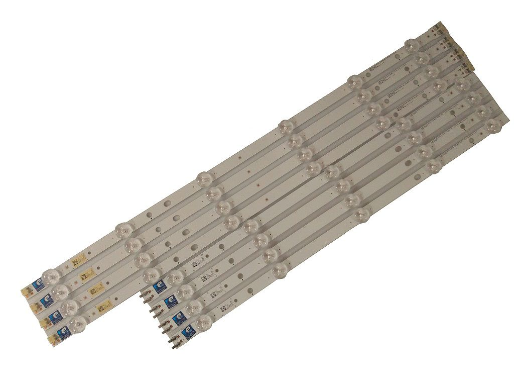 KIT BARRA DE LED SAMSUNG UN46FH5205G UN46H5303AG UN46FH5303G UN46FH6203AG 28768A + 28769A