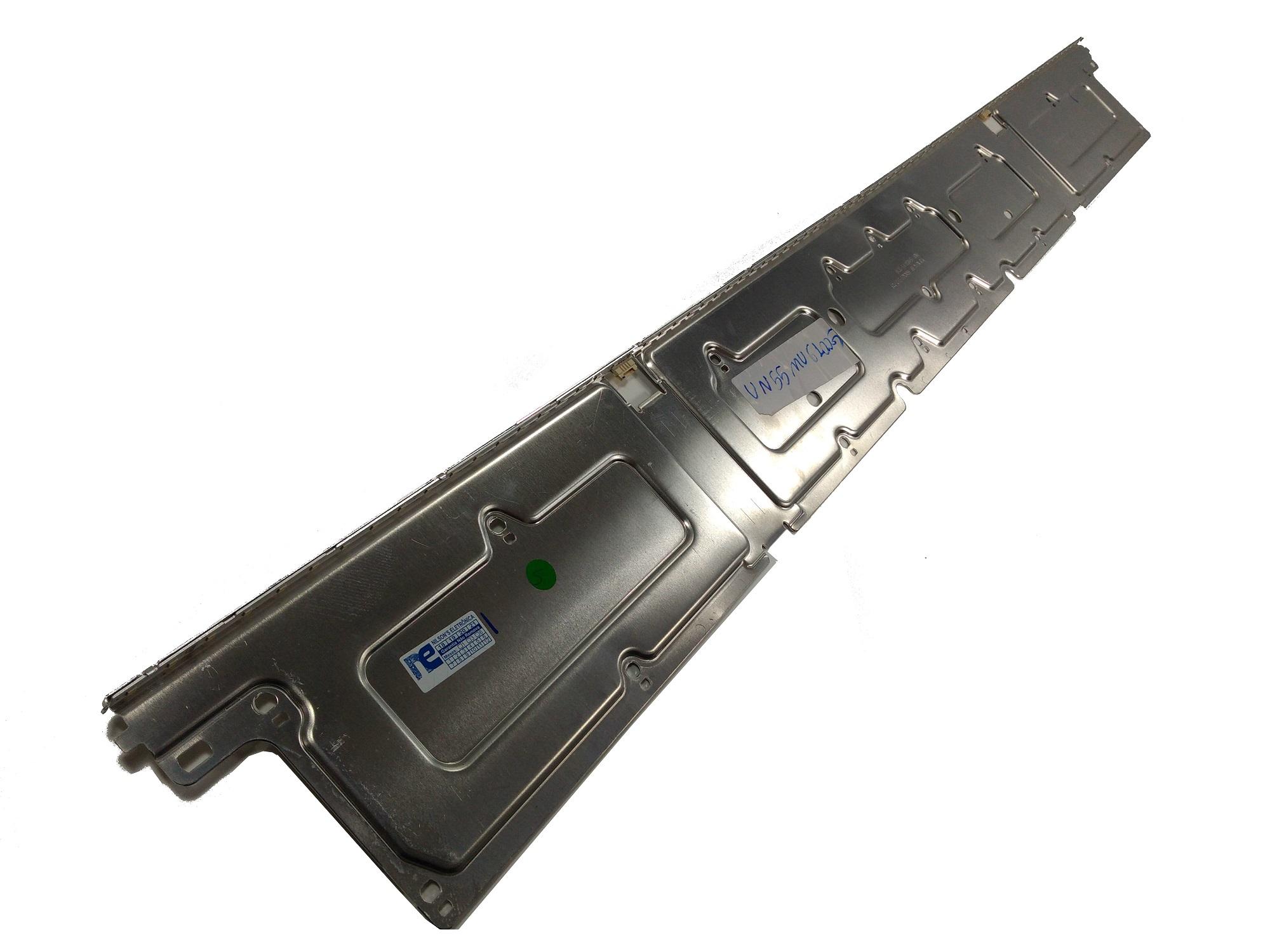 KIT BARRA DE LED SAMSUNG UN49NU7100G UN49RU7100G UN49NU7300G NO ALUMÍNIO