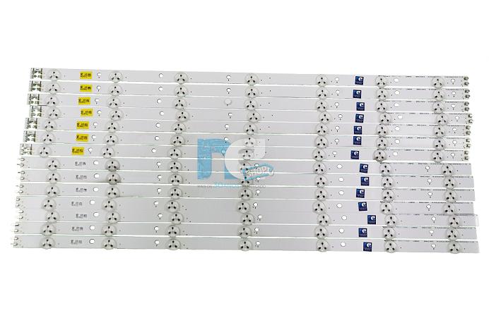 KIT BARRA DE LED SAMSUNG UN55EH6030G D1GE-550SCA-R2