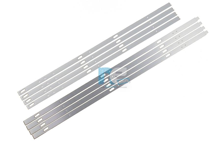 KIT BARRA DE LED SAMSUNG UN55TU7000G UN55TU8000G 50315A + 50316A