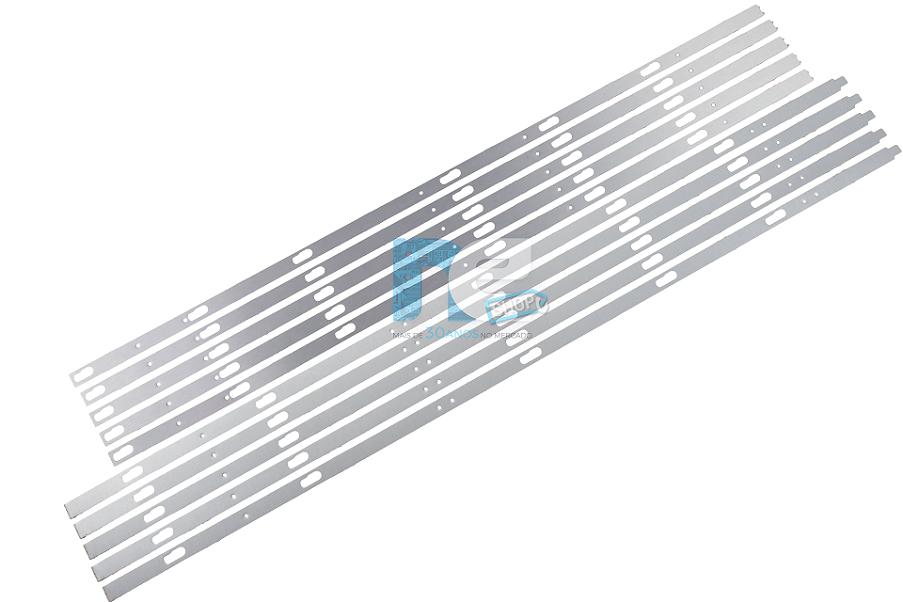 KIT BARRA DE LED SAMSUNG UN65TU7000G UN65TU8000G 50313A + 50314A