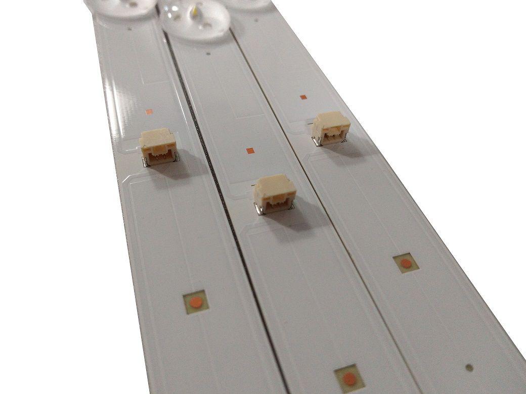 KIT BARRA DE LED SONY KDL-43W665F LM41-00539A
