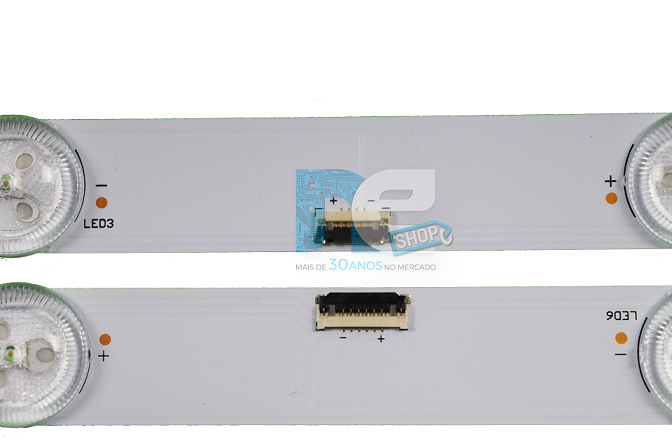 KIT BARRA DE LED SONY XBR-65X905E