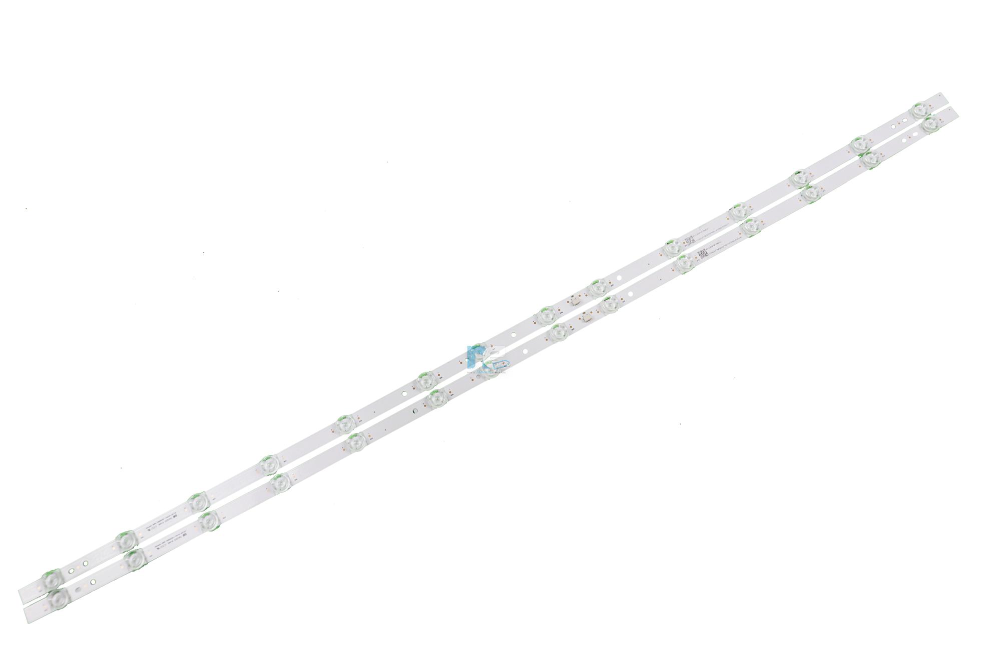 KIT BARRA DE LED TCL 50P715 4C-LB5014-YM03J
