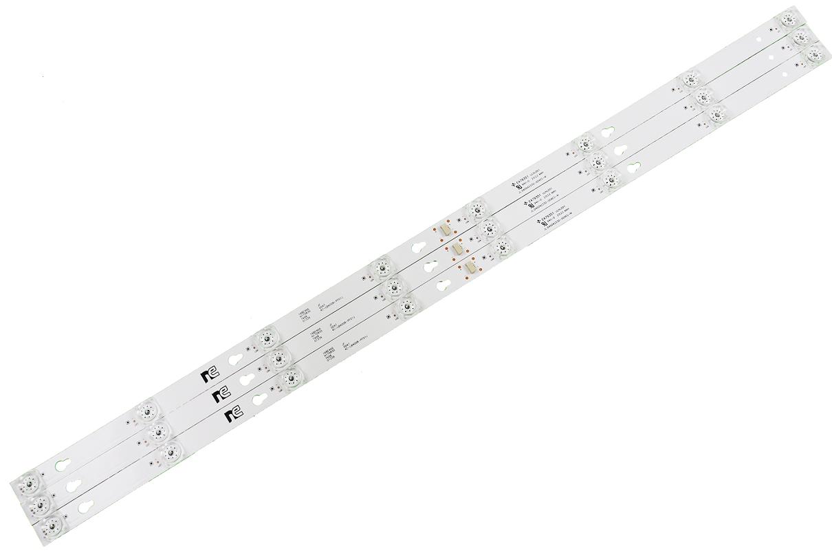 KIT BARRA DE LED TOSHIBA 40L2600 L40D2900F 40D2900