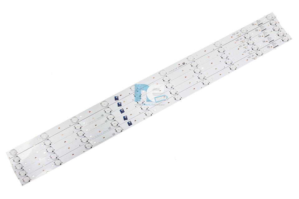 KIT BARRA DE LED TOSHIBA 43L2500 *35020766