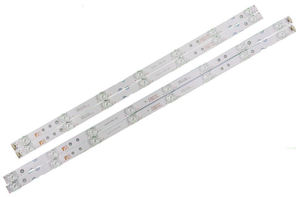 KIT BARRA DE LED TOSHIBA 55P65US 55HR330M07B2