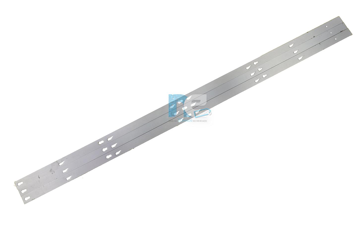 KIT BARRA DE LED TOSHIBA L40S4700FS 40F3800