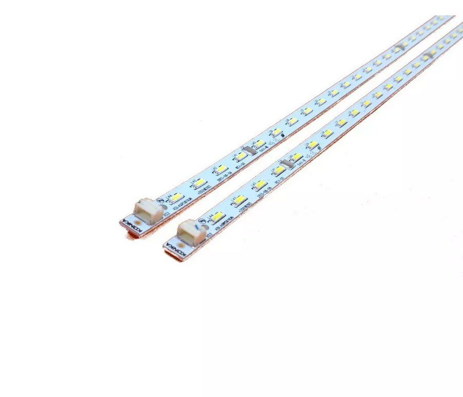 KIT BARRA DE LED TOSHIBA LE4058(C)F