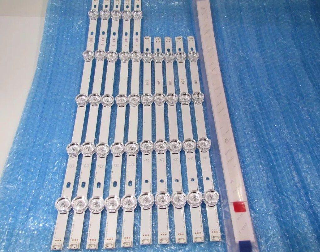 KIT COMPLETO BARRA DE LED LG 50LB5600 50LB6500