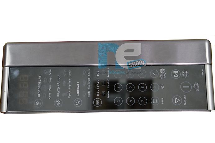 PAINEL CONTROLE MICROONDAS ELECTROLUX MEC41