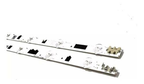 PAR BARRA DE LED SAMSUNG UN40F5500AG UN40F5200AG UN40F6400AG 1 BARRA 5 LEDS + 1 BARRA 8 LEDS