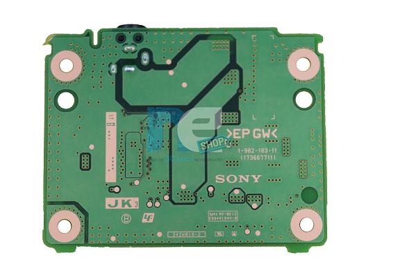 PLACA DA FONTE SONY XBR-55X905E 1-982-183-11