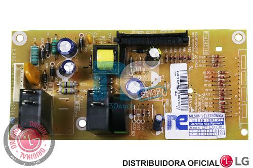 PLACA DISPLAY MICROONDAS LG EBR75234882 EBR75234857 EBR75234877 EBR75234894