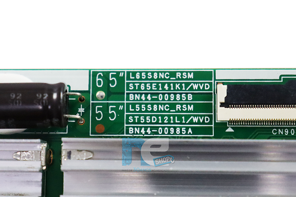 PLACA DRIVER SAMSUNG QN65Q80RAG BN44-00985B