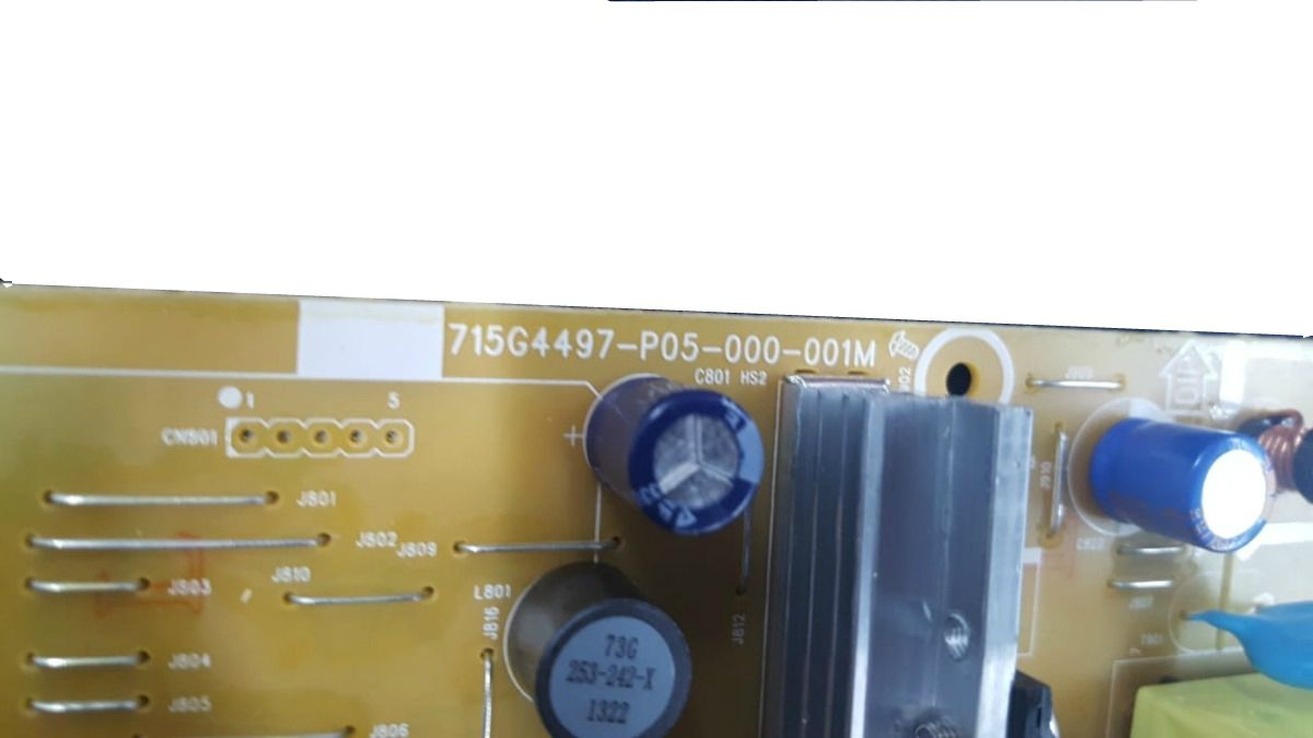 PLACA FONTE AOC 2260SWN 715G4497-P05-000-001M