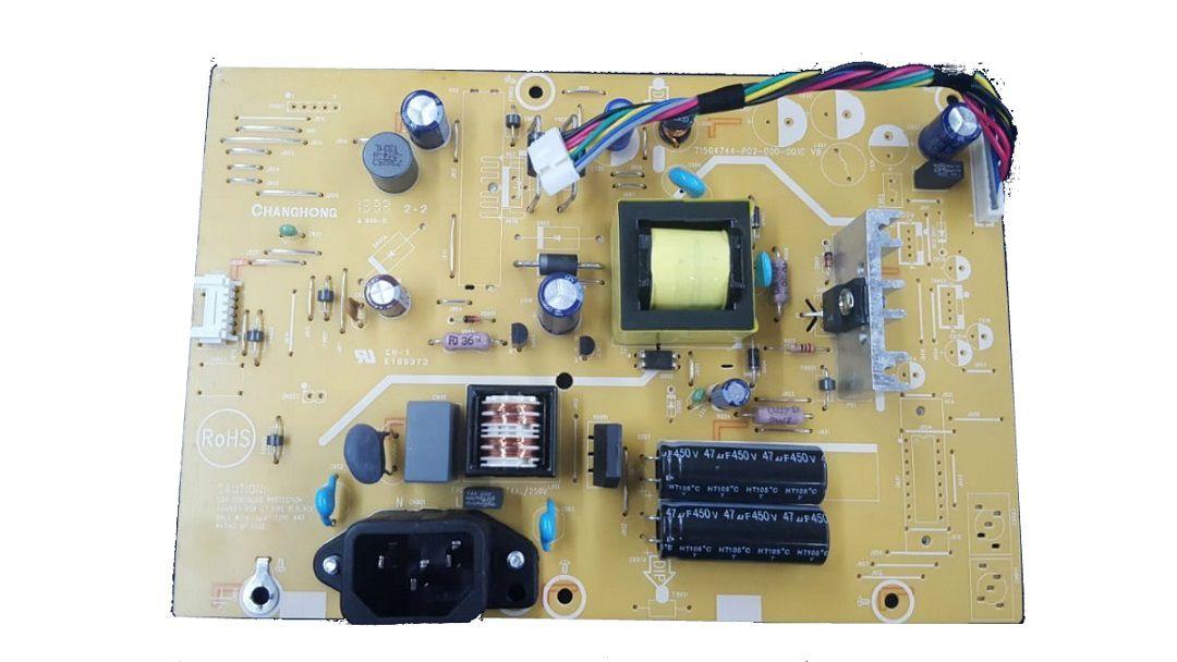PLACA FONTE AOC E2450 E2250 715G4744-P02-000-001C