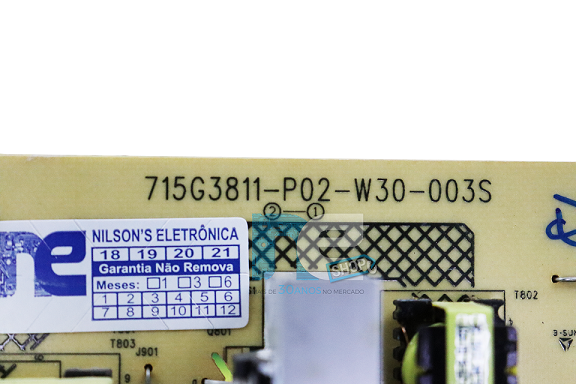 PLACA FONTE AOC LC32W053 715G3811-P02-W30-003S