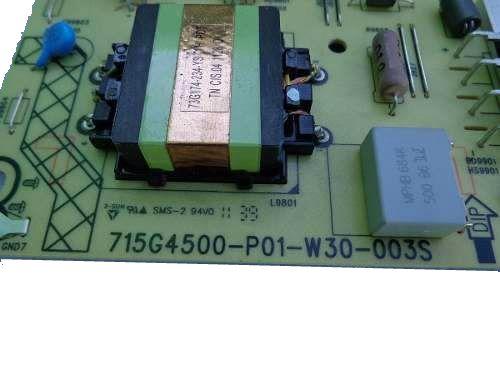 PLACA FONTE AOC LE32W157 LE32H157 715G4500-P01-W30-003S