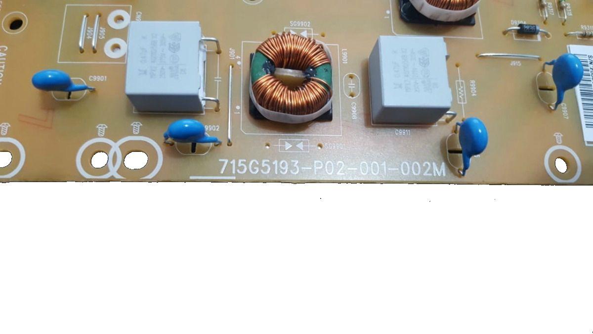 PLACA FONTE AOC LE39D7430 715G5193-P02-001-002M