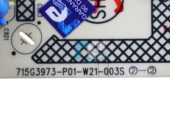 PLACA FONTE AOC T942WE 715G3973-P01-W21-003S