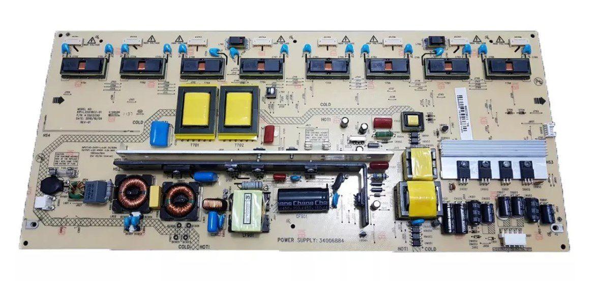 PLACA FONTE HBUSTER HBTV-42D04FD 34006884 35015290
