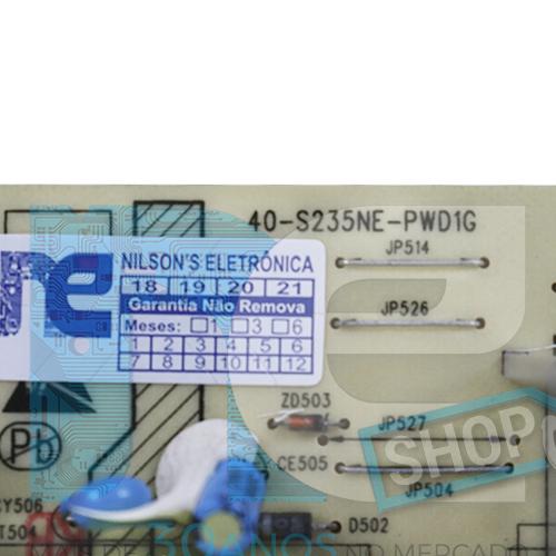 PLACA FONTE HOME PHILIPS FX30X/78 40-S235NE-PWD1G