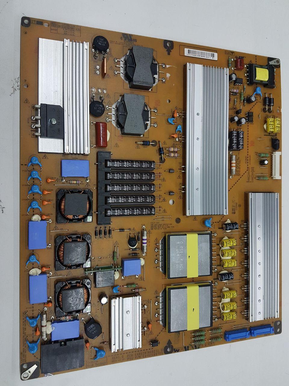 PLACA FONTE LG 65LM6200 / 65LM6210  EAY62169703