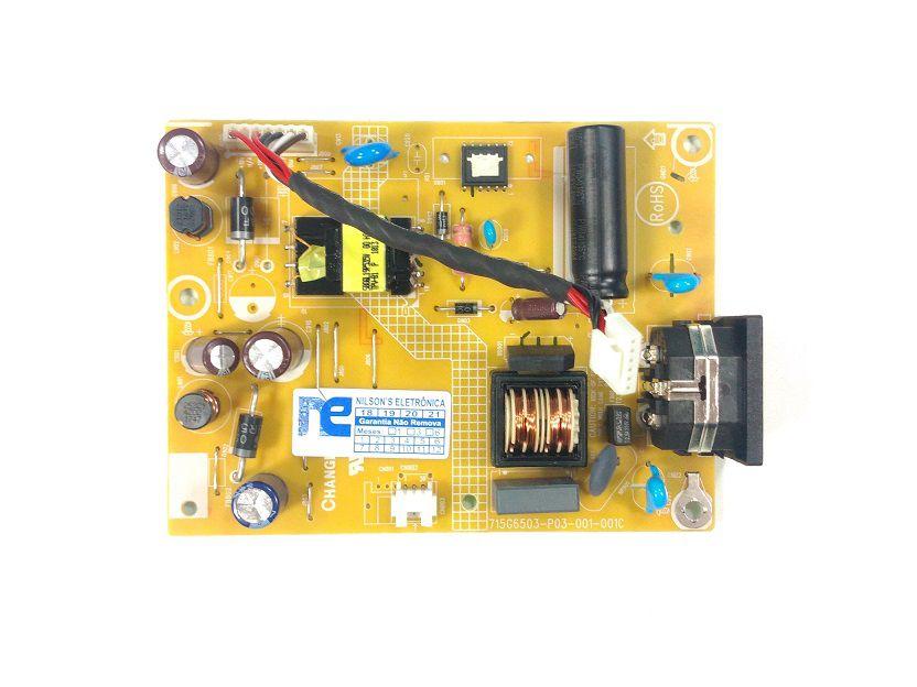 PLACA FONTE MONITOR AOC E2270SWN 715G6503-P03-001-001C