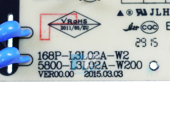 PLACA FONTE PHILCO PH43E30DSGW 5800-L3L02A-W200