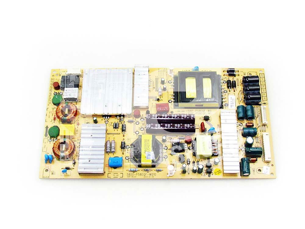 PLACA FONTE PHILCO PH58E38DSG 5800-P58EQF-W010