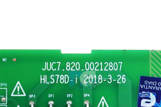 PLACA FONTE PHILCO PTV28G50SN JUC7.820.00212807
