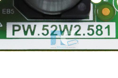 PLACA FONTE PHILCO PTV32F10D PW.52W2.581