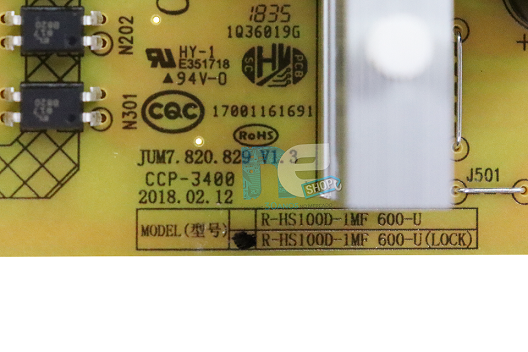 PLACA FONTE PHILCO PTV40G50SNS JUM7.820.829 V1.2