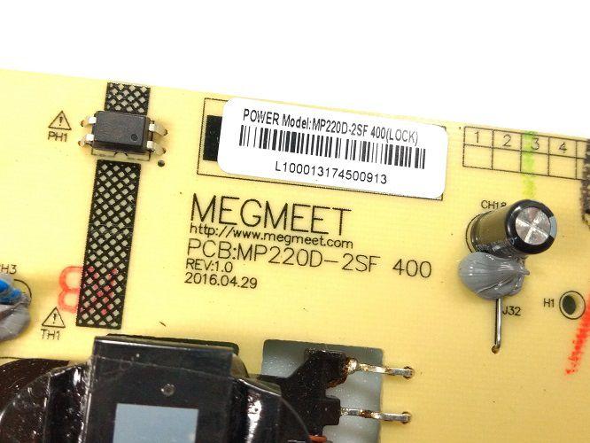 PLACA FONTE PHILCO PTV65F60DSWN MP220D-2SF 400