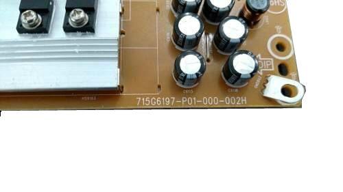 PLACA FONTE PHILIPS 32PHG4109 32PFG4109  32PHG5109 715G6197-P01-000-002H