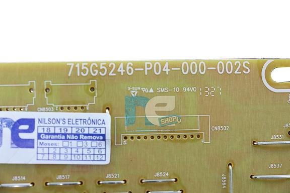 PLACA FONTE PHILIPS 42PFL4007G 715G5246-P04-000-002S
