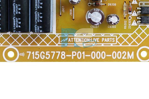 PLACA FONTE PHILIPS 42PFL5008G/78 715G5778-P01-000-002M