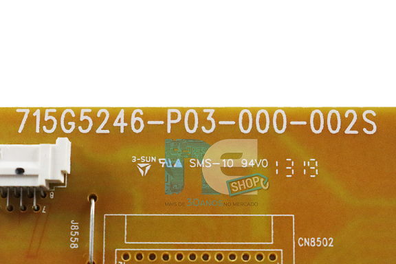 PLACA FONTE PHILIPS 46PFL4707 715G5246-P03-000-002S