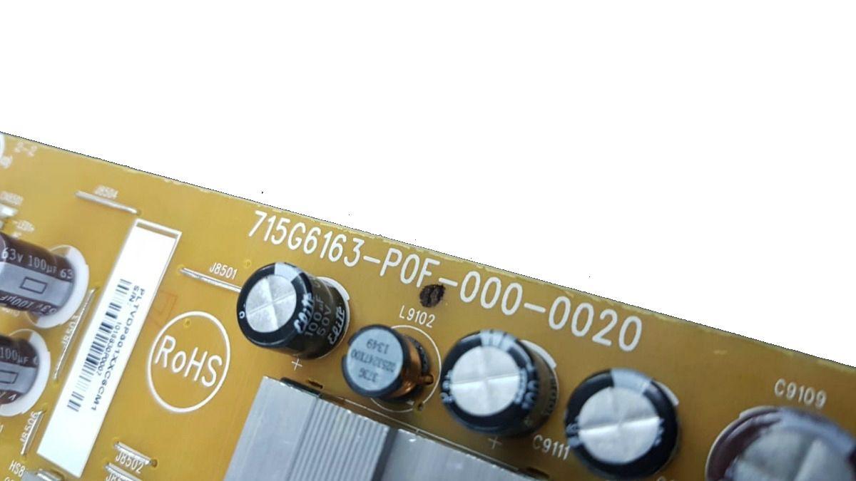 PLACA FONTE PHILIPS 47PFG4109 715G6163-P0F-000-002