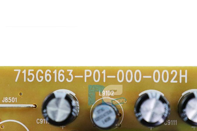 PLACA FONTE PHILIPS 47PFG4109/78 715G6163-P01-000-002H