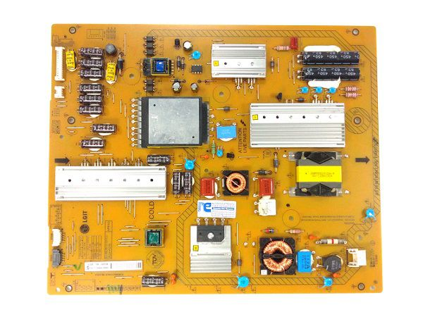 PLACA FONTE PHILIPS 55PFL6007G 3PAGC10095-A-R GL-PSL55-3-3D-Full